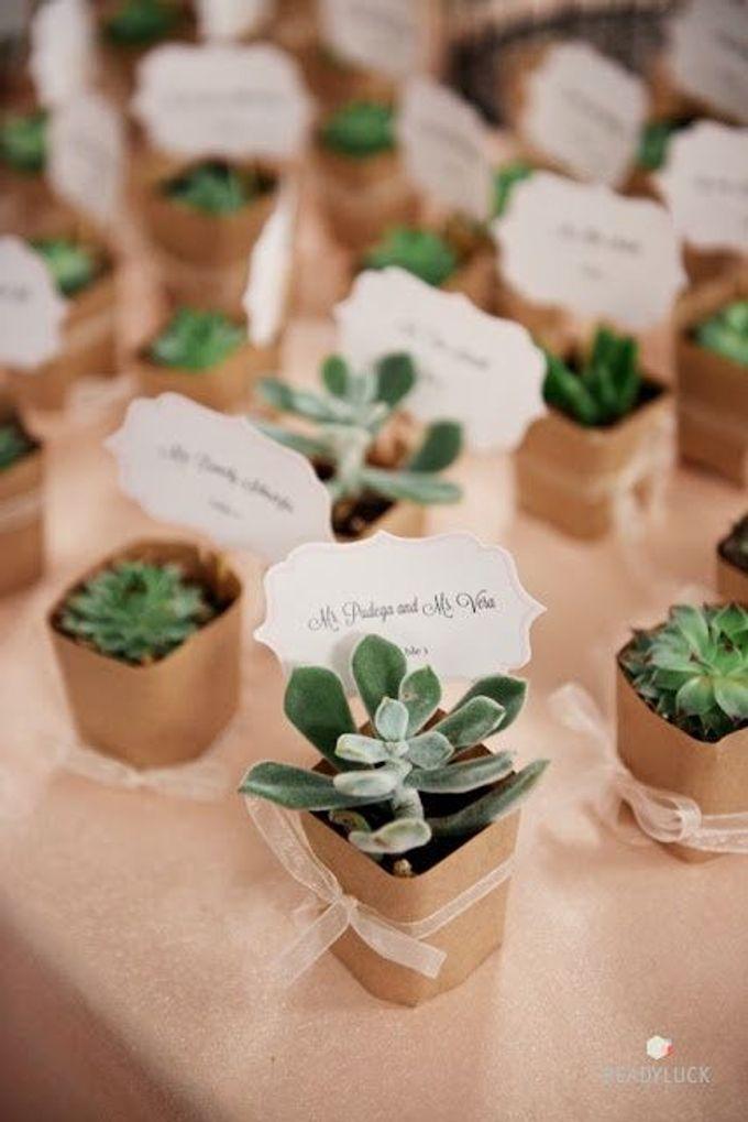 wedding favor souvenir by Gioflorist - 010