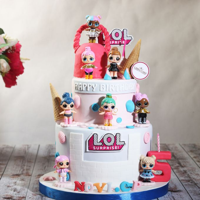 Birthday Cake Part 2 by Libra Cake - 013