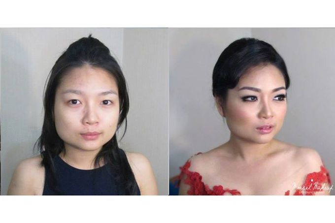 Before - After Makeup by Moisel Makeup - 034