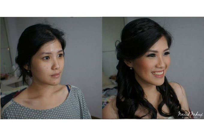Before - After Makeup by Moisel Makeup - 014