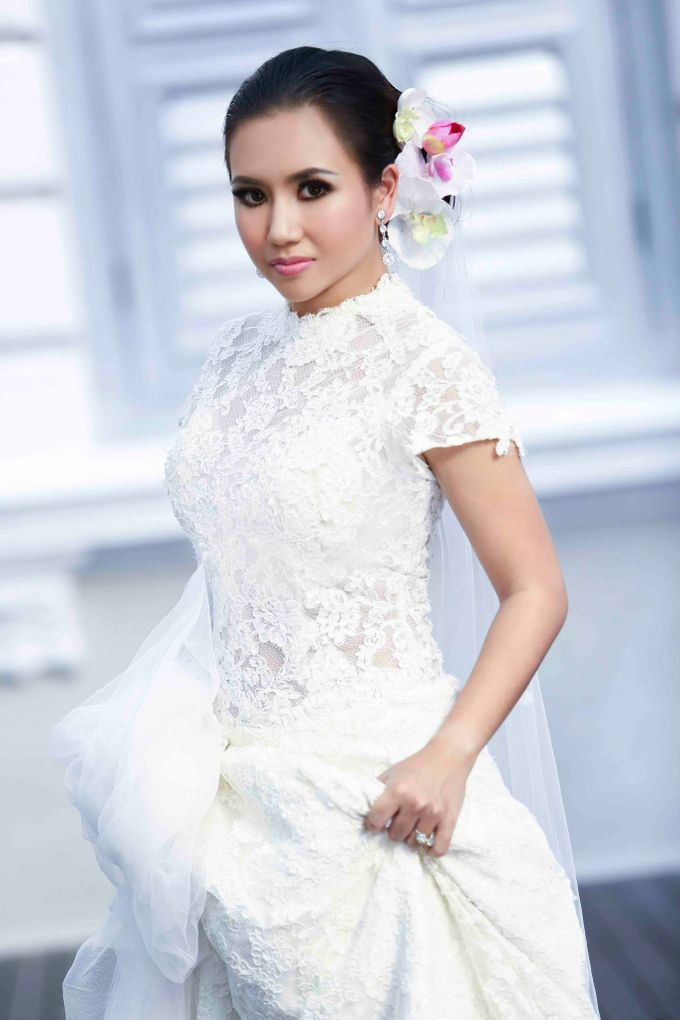 Outdoor Photoshoot - Gown by Andriana Jamil - 007