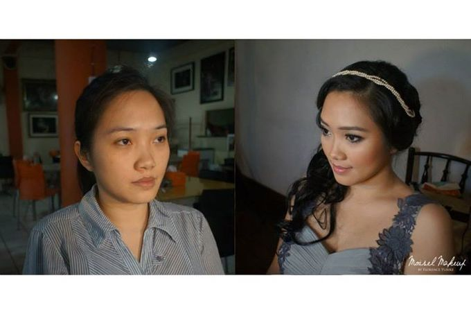 Before - After Makeup by Moisel Makeup - 005