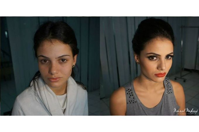 Before - After Makeup by Moisel Makeup - 028