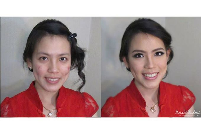 Before - After Makeup by Moisel Makeup - 025