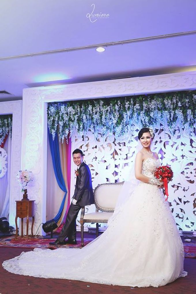 Wedding of Agus & Lia by LUMIERE PHOTOGRAPHY - 023