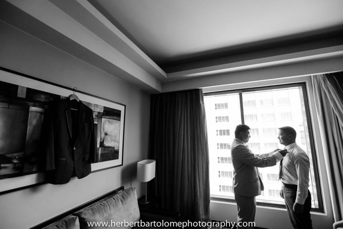 Paul & Iris I Wedding by Image Chef Photography - 018