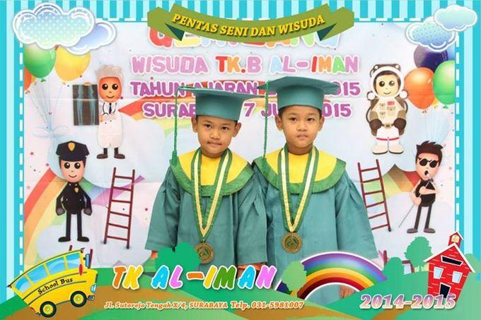 TK Al Iman Graduation 2014-2015 by Dinasty Photobooth - 003