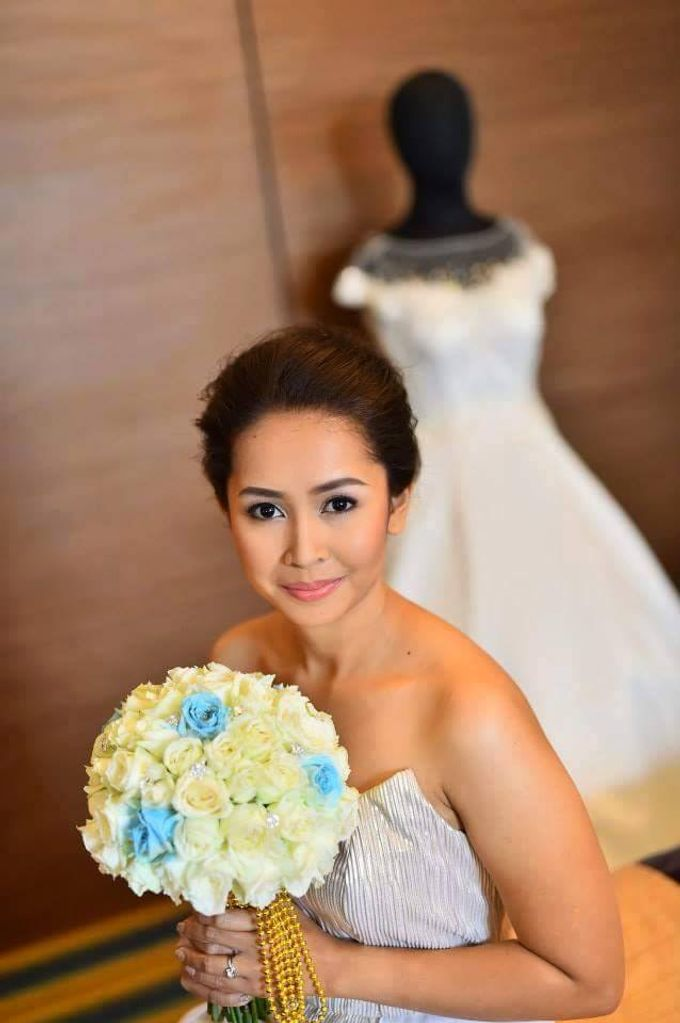 Brides by make up by XY - 004
