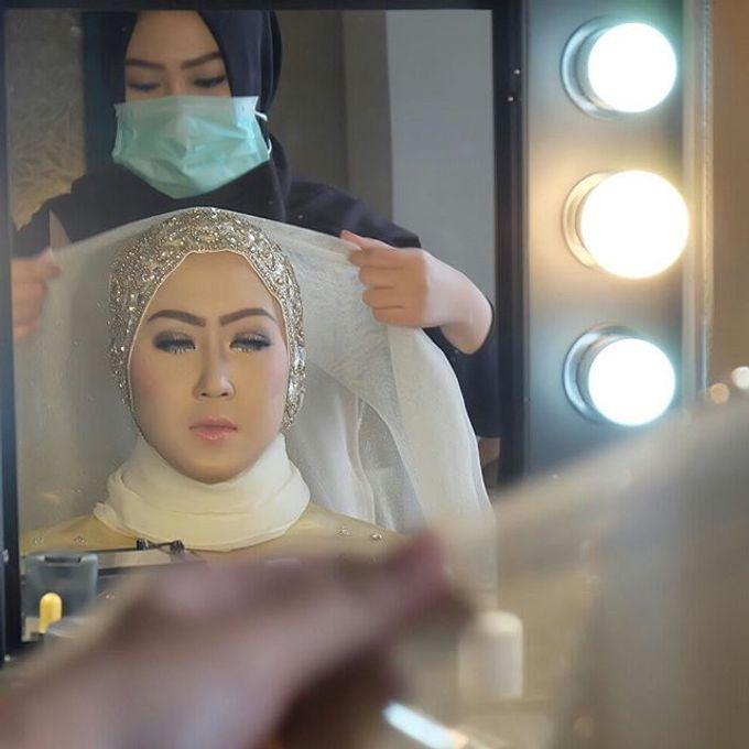 Sarah Wedding by Make Up by Lala - 005