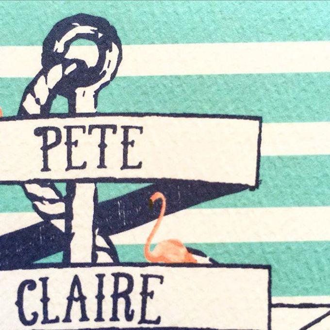 Pete & Claire by Little Paper Lane - 002
