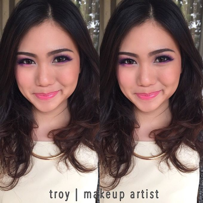 Special Occassion Makeup 1 by Troy Makeup Artist - 011