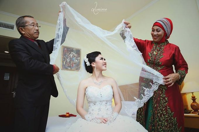 Wedding of Agus & Lia by LUMIERE PHOTOGRAPHY - 009
