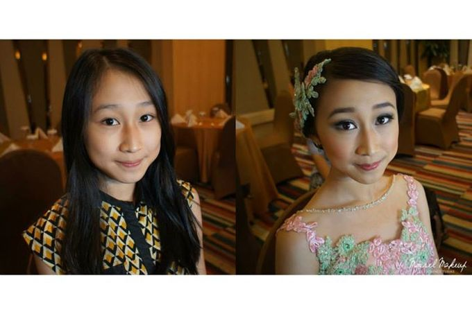 Before - After Makeup by Moisel Makeup - 021