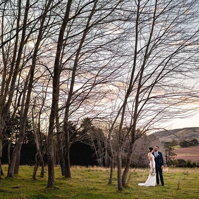 Country Weddings by Hilary Cam Photography - 003