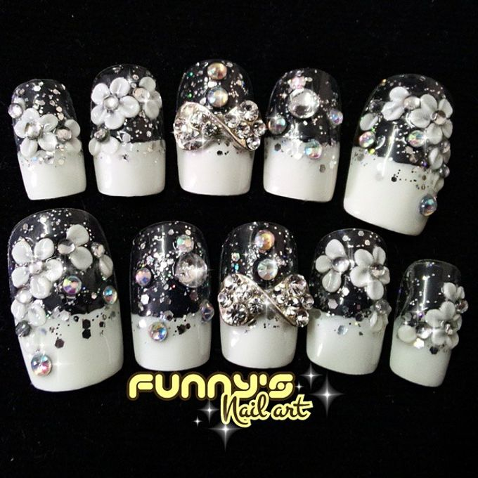 HI JUNE 2015 by Funny's Nail art - 002