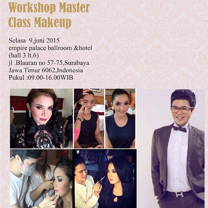 Workshop Bennu Make Up by OCIE Mua - 004