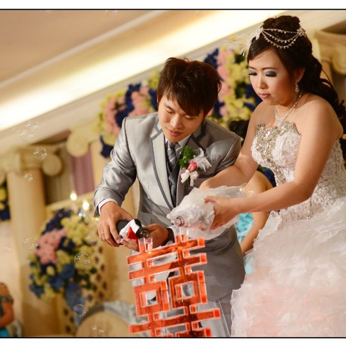 The Wedding of Ricky & Devi by C+ Productions - 015