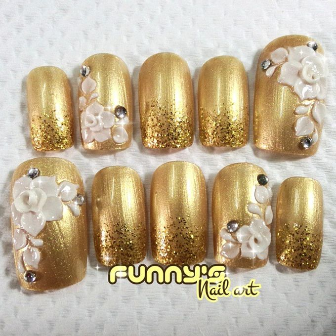 HI JUNE 2015 by Funny's Nail art - 005