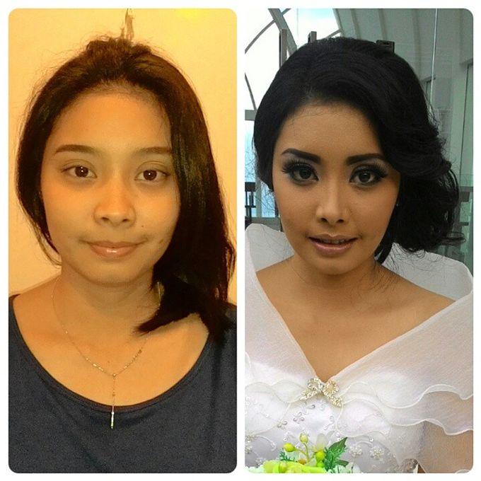 Trisa Cintani Makeup & Hair Studio by Trisa Cintani Makeup & Hair Studio - 014