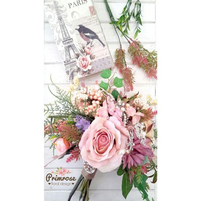 Wedding Bouquet - Handbouquet by Primrose Floral Design - 006