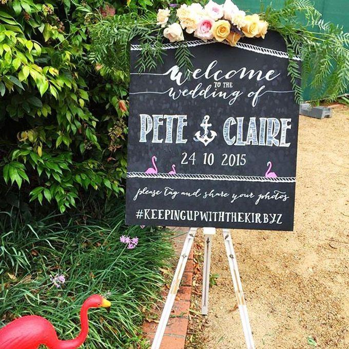 Pete & Claire by Little Paper Lane - 003