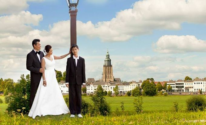 NETHERLANDS POSTWEDDING by Sano Wahyudi Photography - 002