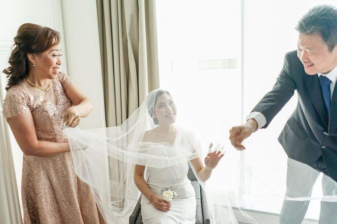 Wedding Of Sastra & Gracia (Green) by Ohana Enterprise - 022