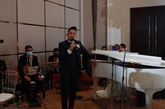 MC Wedding Intimate Fairmont Jakarta - Anthony Stevven by Anthony Stevven - 033