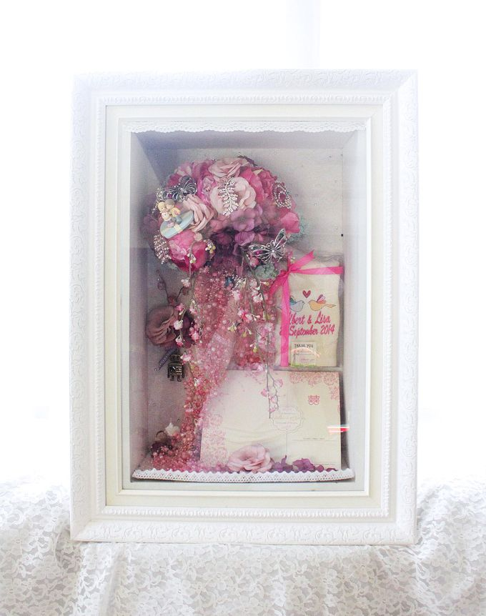 Frame Bouquet by Cup Of Love Design Studio - 008