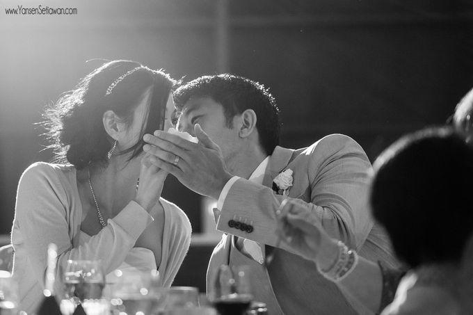 Wedding - Alex & Phebe by Yansen Setiawan Photography - 048
