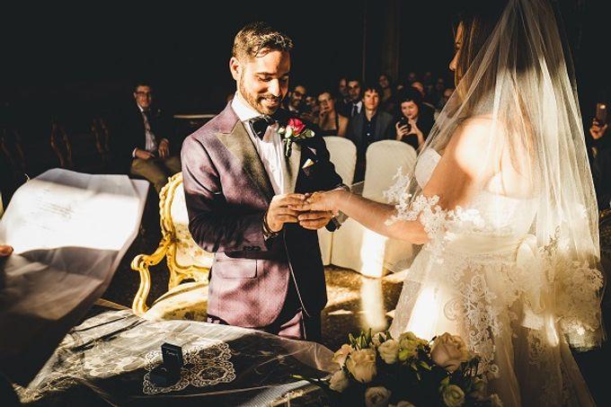 Luxury wedding in Venice by CB Photographer Venice - 025