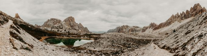 Lago di Braies Pre Wedding Couple Shoot - the most beautiful lake of Dolomites in Italy. by Fotomagoria - 012