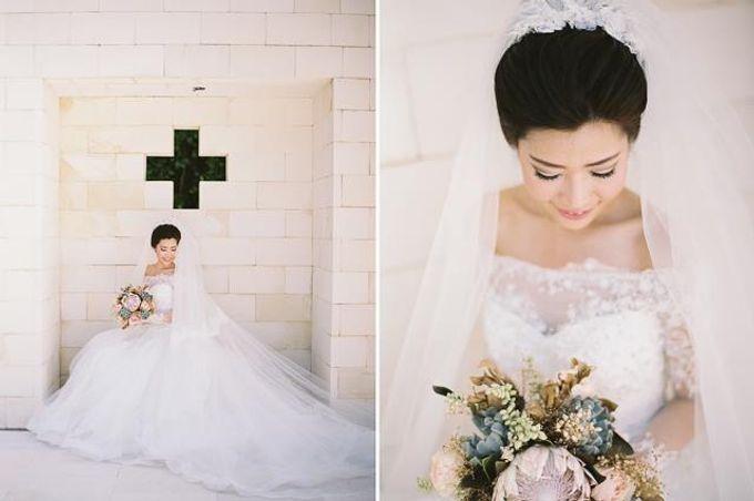 Indah & Robin Wedding by Angga Permana Photo - 001