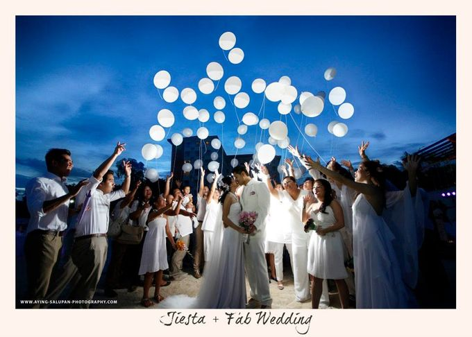 JIESTA & FAB WEDDING by Aying Salupan Designs & Photography - 001
