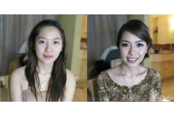 Before - After Makeup by Moisel Makeup - 013