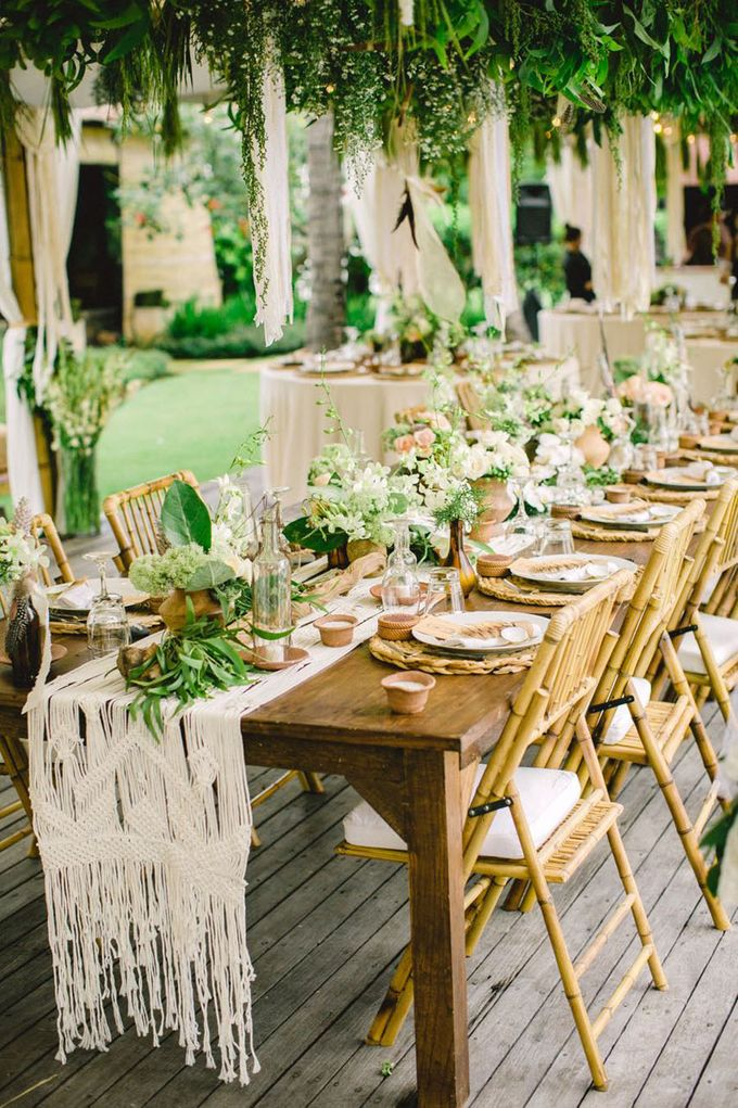 Catch Your Dreams Boho Wedding by Hari Indah Wedding Planning & Design - 030