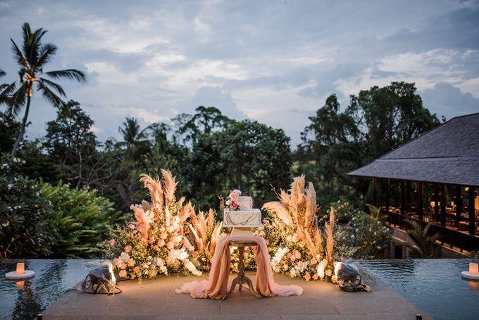 Wedding Anastasia & Arif by Bali Izatta Wedding Planner & Wedding Florist Decorator - 014