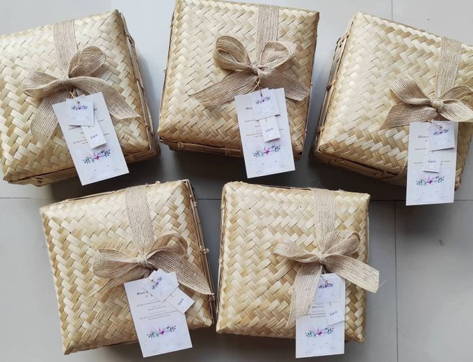 Rustic Hampers With Besek Sokase by The Rustic Soap - 002