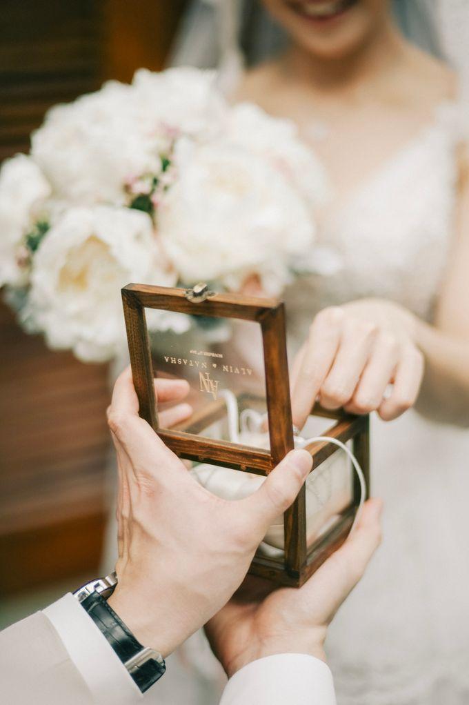 Alvin & Natasha Wedding by Philip Formalwear - 021