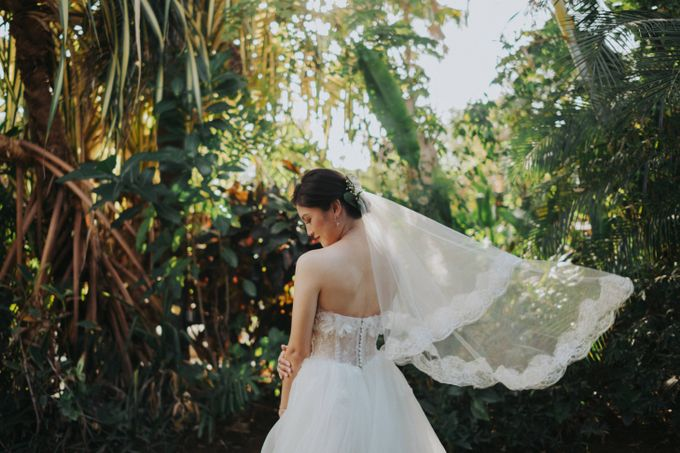 Intimate Wedding in Canggu by Silverdust Decoration - 011