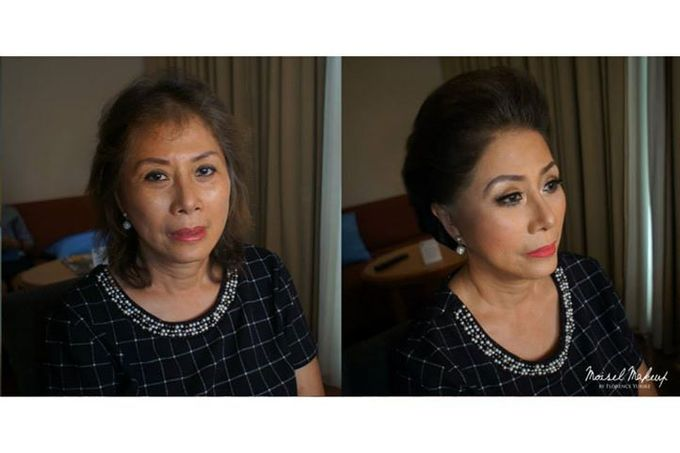 Before - After Makeup by Moisel Makeup - 036