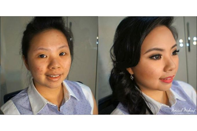 Before - After Makeup by Moisel Makeup - 011