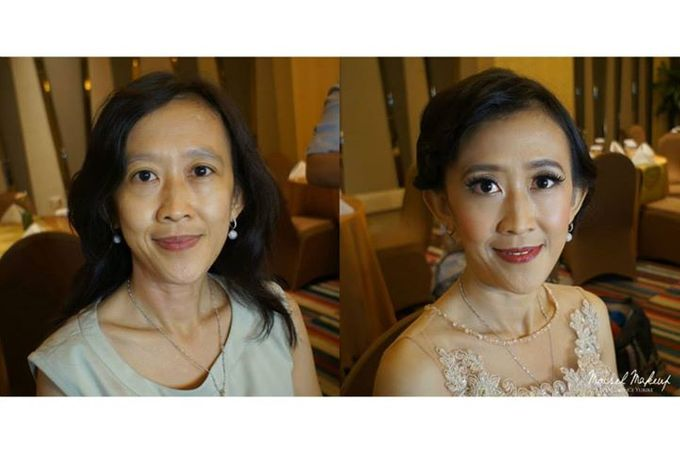 Before - After Makeup by Moisel Makeup - 029