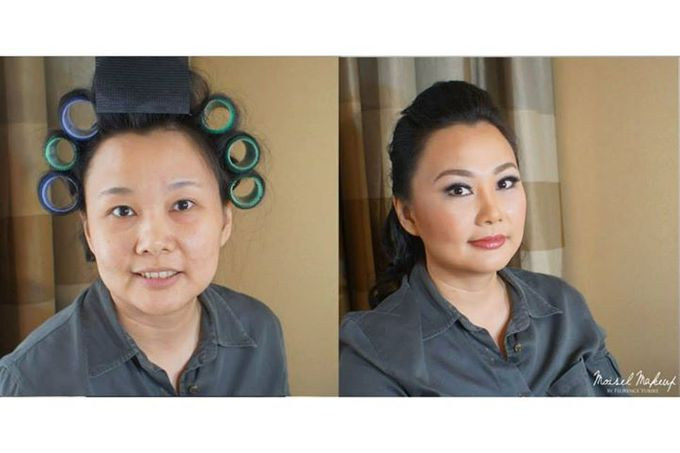 Before - After Makeup by Moisel Makeup - 033
