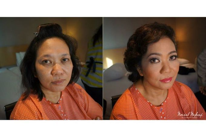 Before - After Makeup by Moisel Makeup - 027