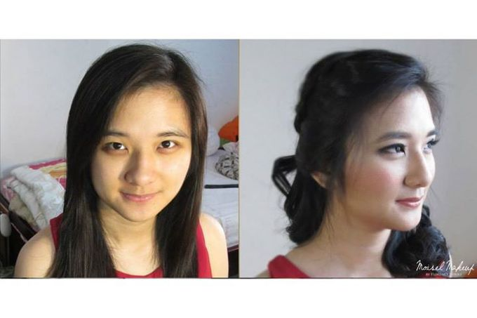 Before - After Makeup by Moisel Makeup - 039