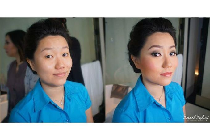 Before - After Makeup by Moisel Makeup - 008