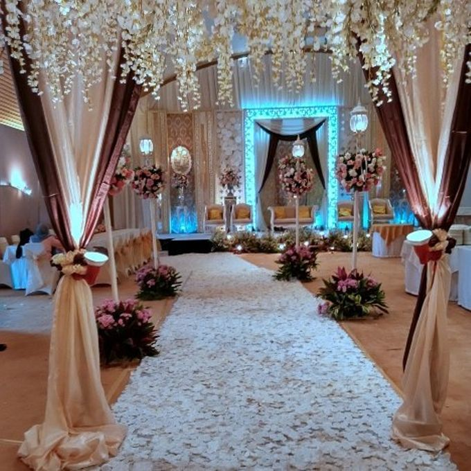 Wedding Experience at Alila Jakarta by Sparks Luxe Jakarta - 014