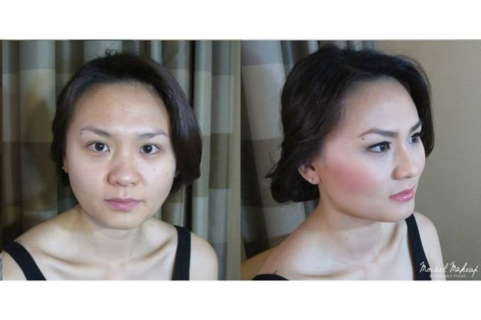 Before - After Makeup by Moisel Makeup - 031