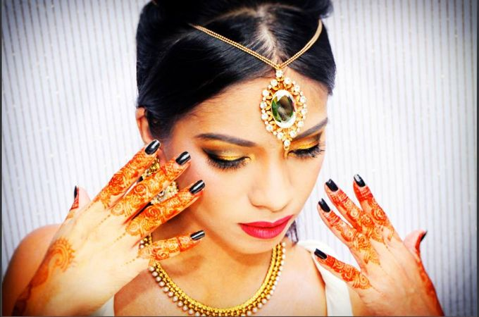 Bridal Henna by Henna Tattoos and More - 007